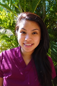 Rochelle Shelly DeLeon Receptionist at Maui Smile Works in Wailuku HI